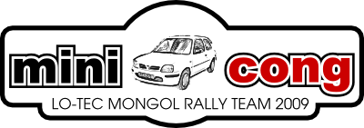 Minicong – Lo-tec Mongol Rally Team